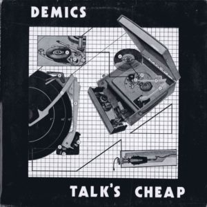 Demics Talk's Cheap