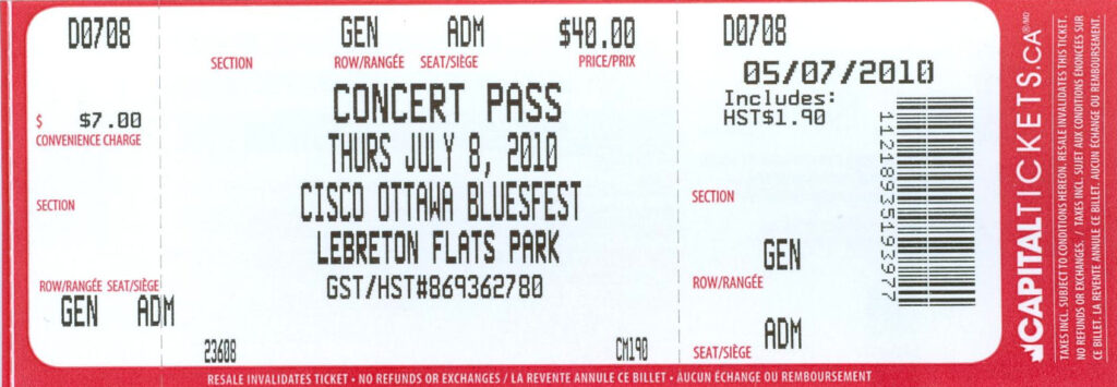 The B-52s, Renaissance, Ottawa Bluesfest, Lebreton Flats, Ottawa, Ontario, Canada,July 8, 2010, mylifeinconcert.com