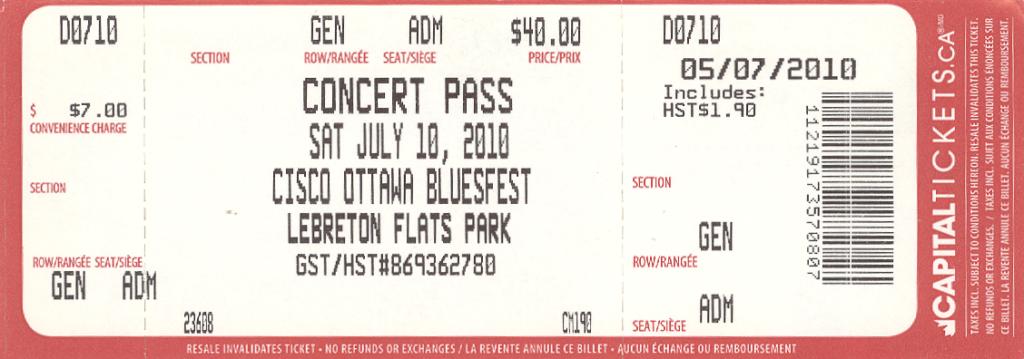Flaming Lips 2010 Ottawa Bluesfest mylifeinconcert.com