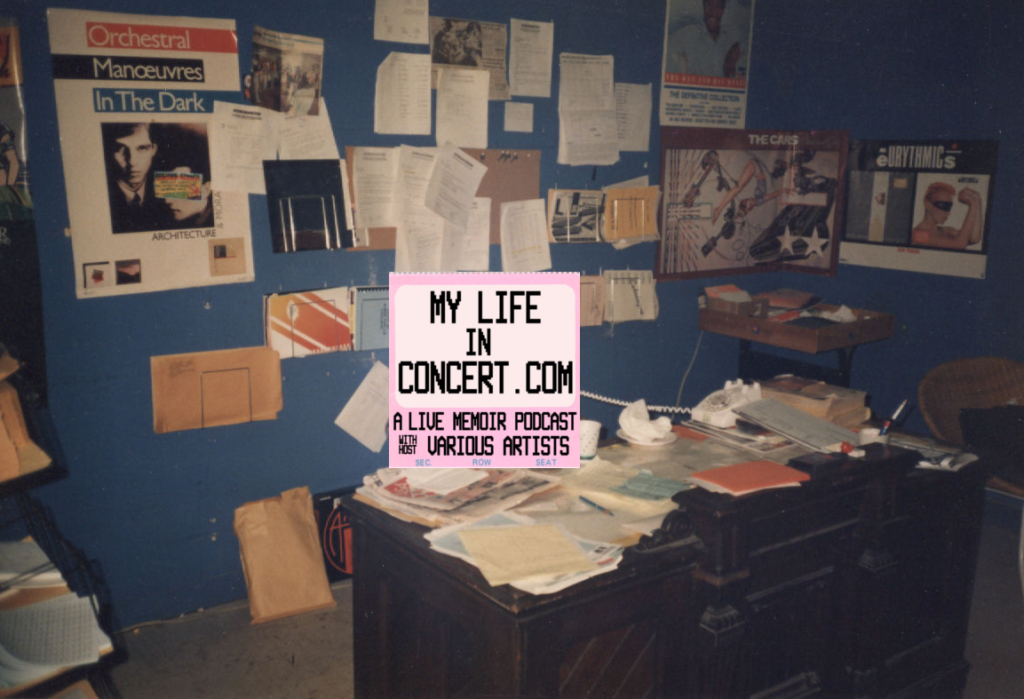 My office, I Quit!, mylifeinconcert.com