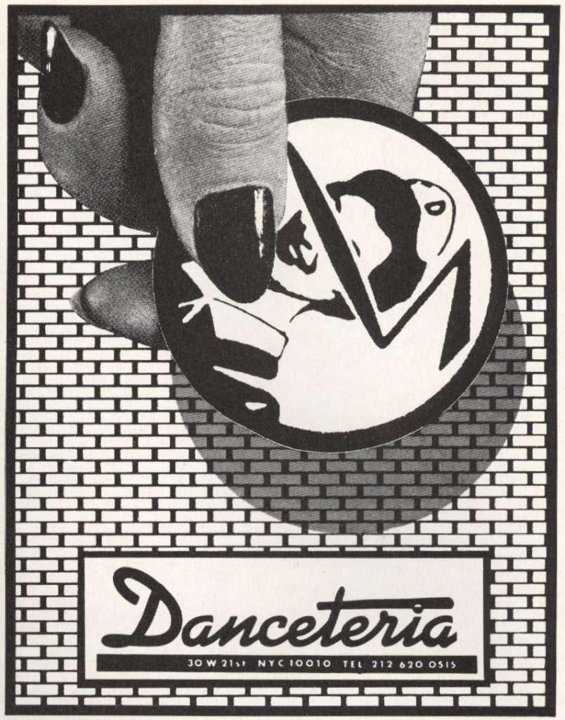 Danceteria Psychic TV 1983