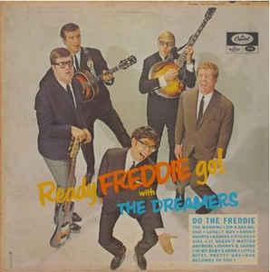 Ready Freddie Go! Freddie & The Dreamers mylifeinconcert.com