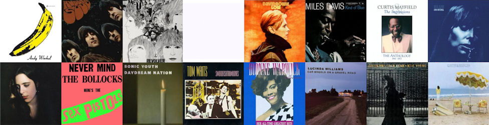 VariousArtists Top 15 LPs 16 Covers