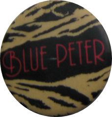 BADGES Blue Peter