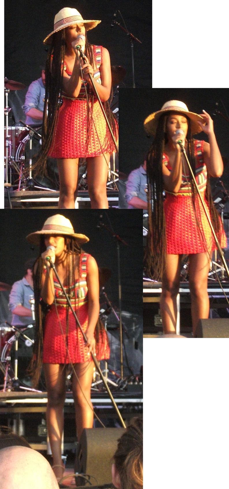 Solange Ottawa Bluesfest 2013 VariousArtists collage 1