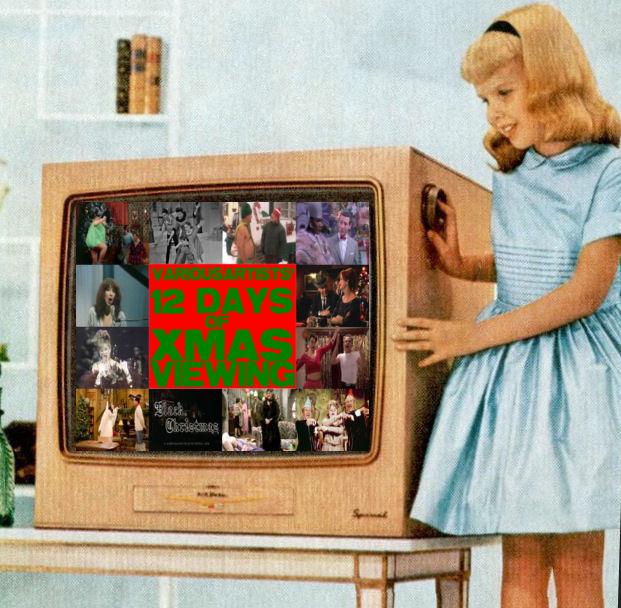 VariousArtists xmas viewing tv image