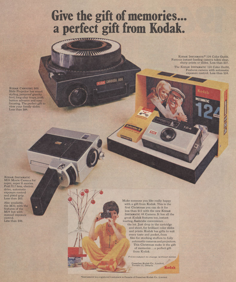 CanMag Dec 69 Kodak Products BLOG