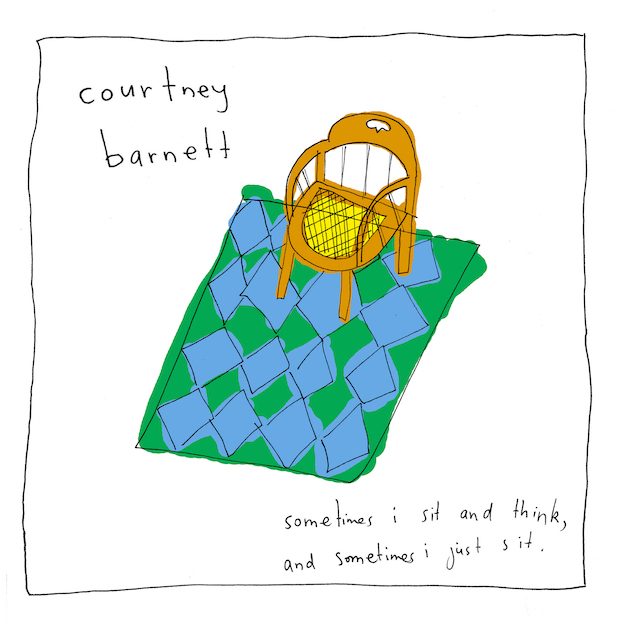 CD COVER Courtney Barnett