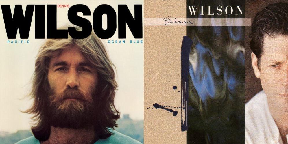 Dennis Wilson Pacific Ocean Blue 1977 Brian Wilson 1988