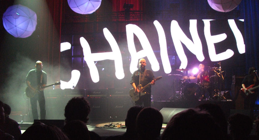 Hey Chained BLOG