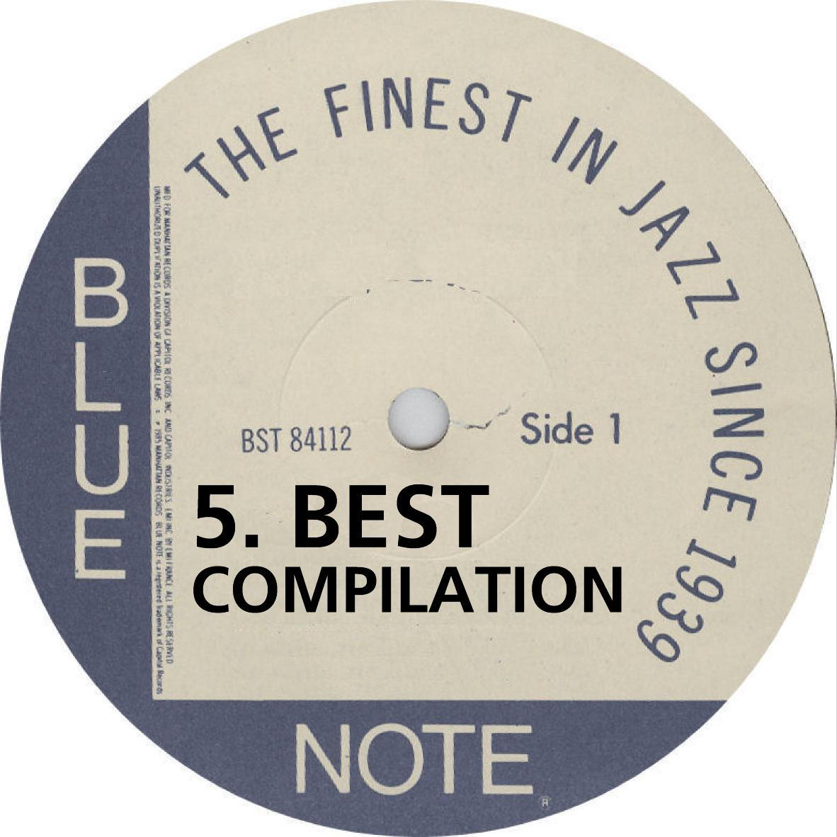 VA Best Compilation of 2014 Blue Note Records Label