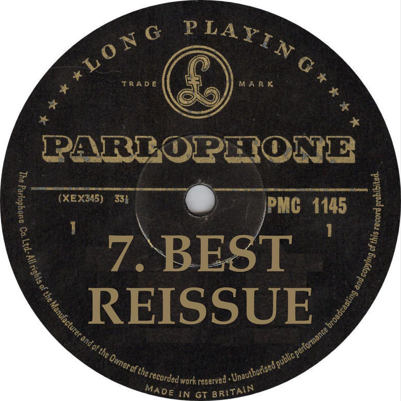 VA Best Reissue of 2014 Parlophone Records Label