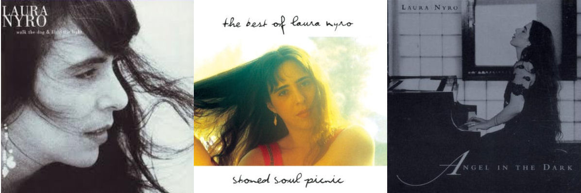 LAURA NYRO LPs last 3 variousartists