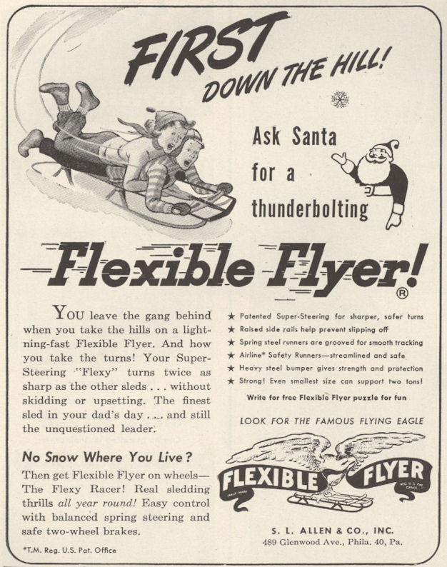 Life Nov 51 Flexible Flyer BLOG