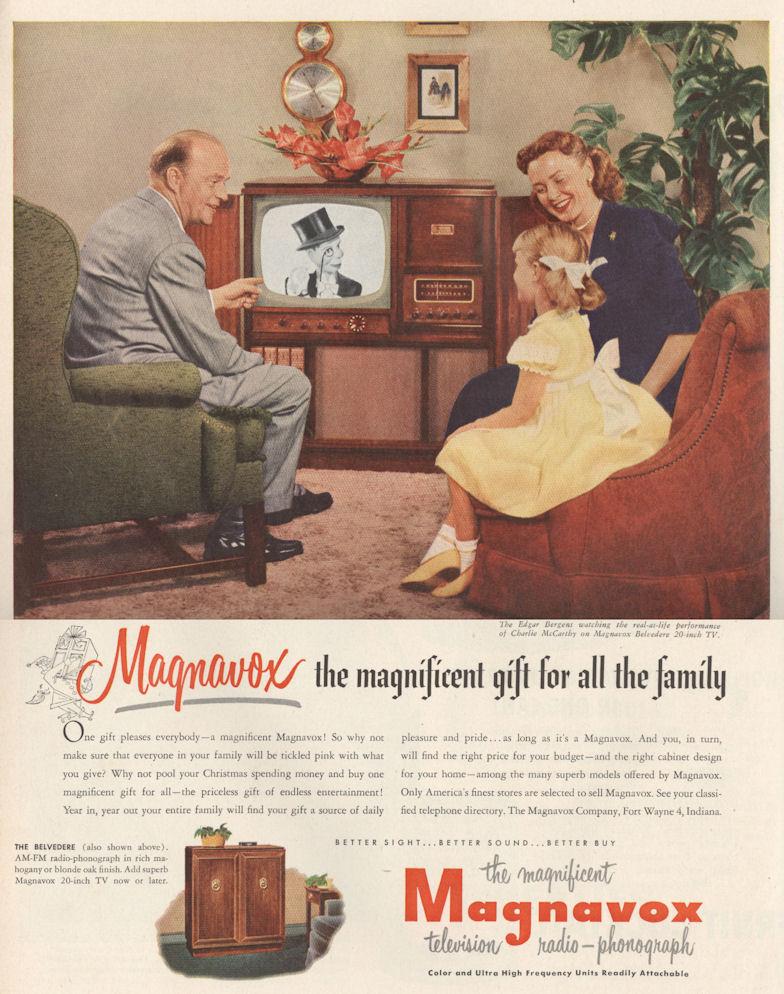 Life Nov 51 Magnavox BLOG