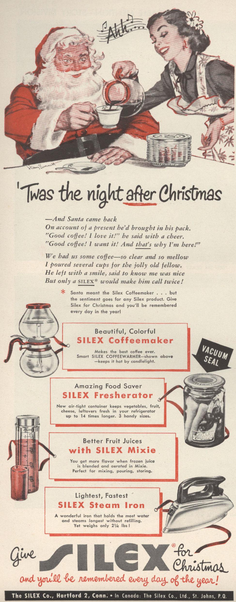 Life Nov 51 Silex Santa Master