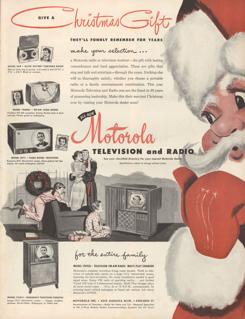 Life Nov 59 Motorola TV BLOG