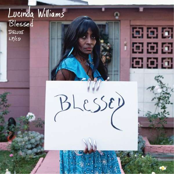 LucindaWilliams BlessedCover