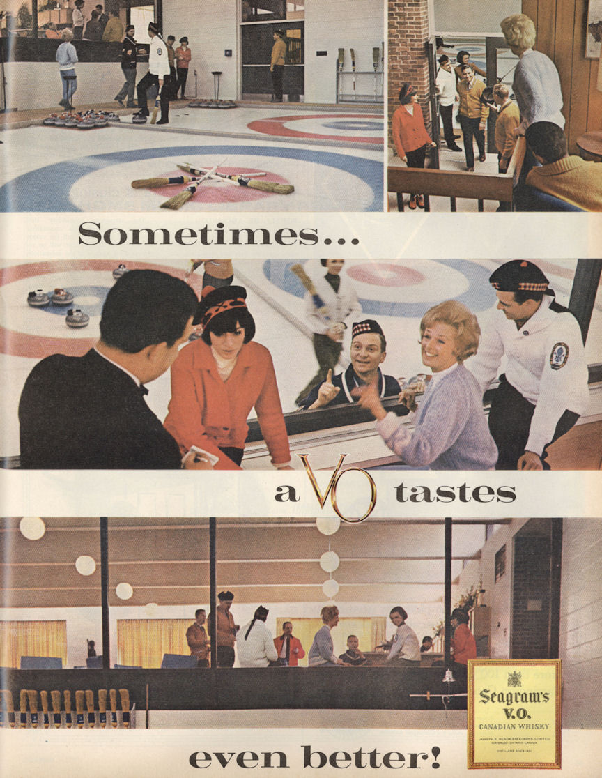 Macleans Nov 65 Seagrams VO curling BLOG