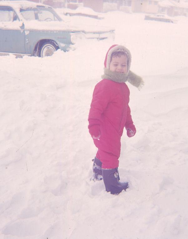 Me winter 1960s
