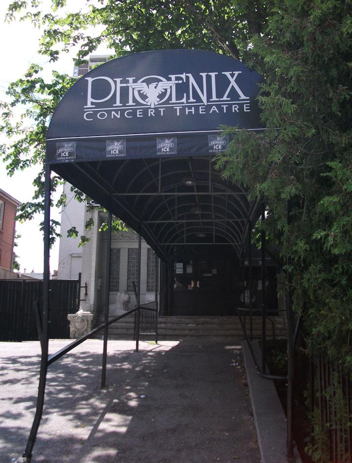 Phoenix Canopy June 2012