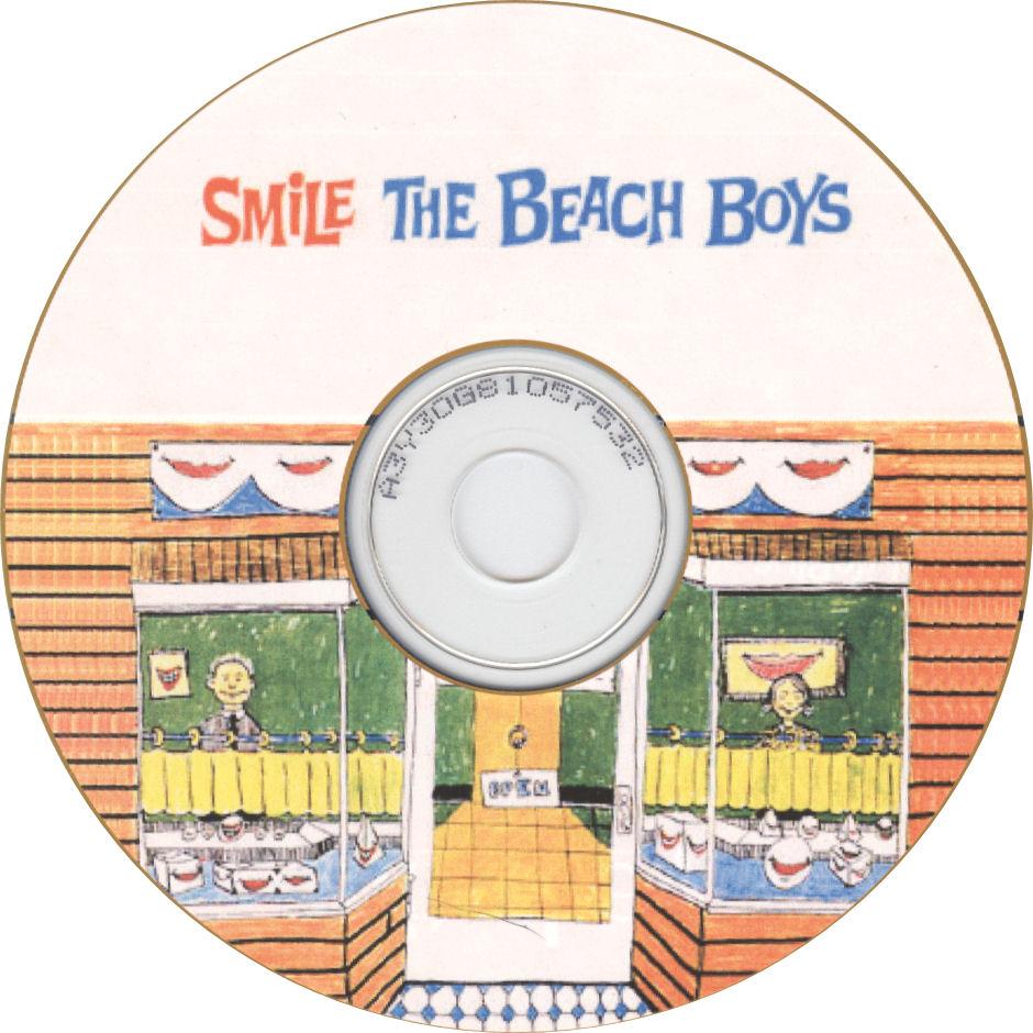 Beach Boys Smile Bootleg CD VariousArtists