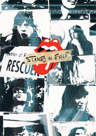 Stones In Exile DVD