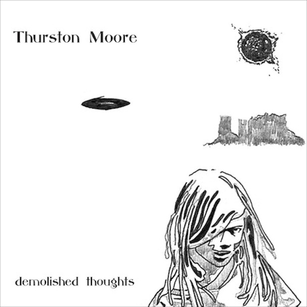 ThurstonMoore DemoThoughtsCover