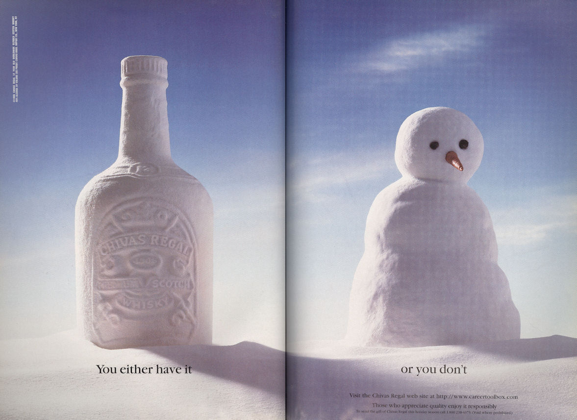 Vanity Fair Dec 96 Chivas Regal BLOG