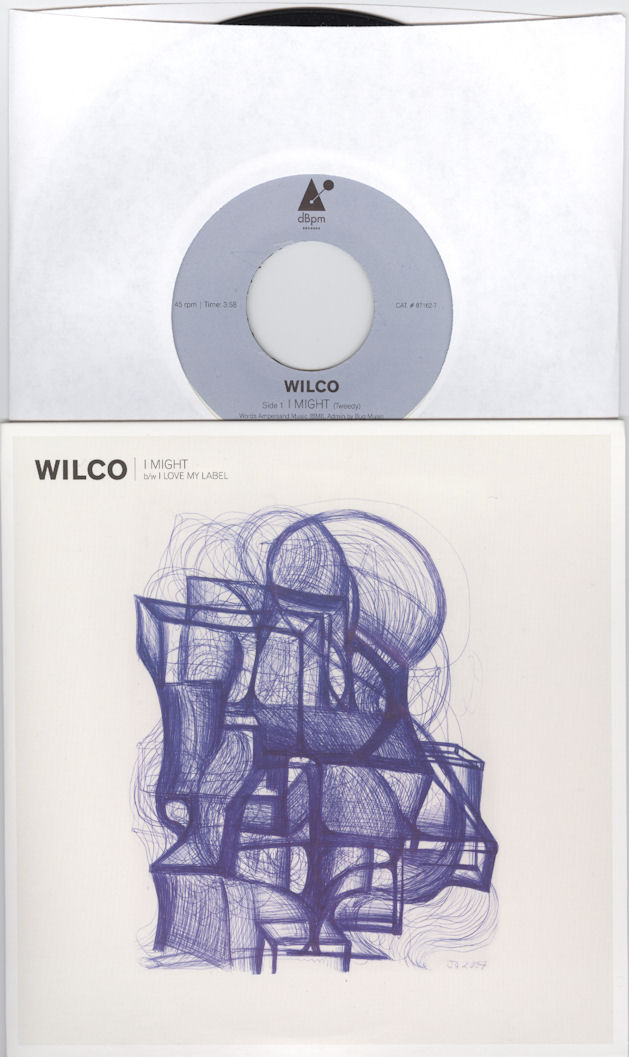 Wilco 45 I Might August 2011