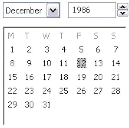 mylifeinconcert.com, December 12 1986, Argyle Mall