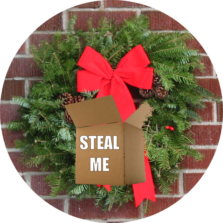 mylifeinconcert.com, Steal Me Wreath, December 1986, My 3 Xmas Weekends From Hell