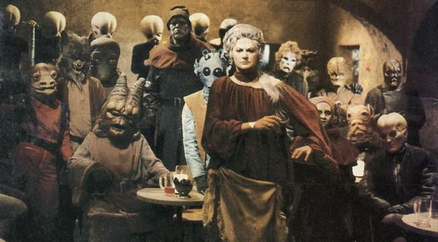 Bea Arthur Star Wars Holiday Special, Christmas, mylifeinconcert.com