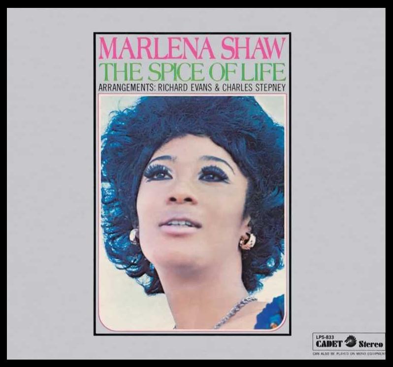 Marlena Shaw Spice of Life MyLifeInConcert.com